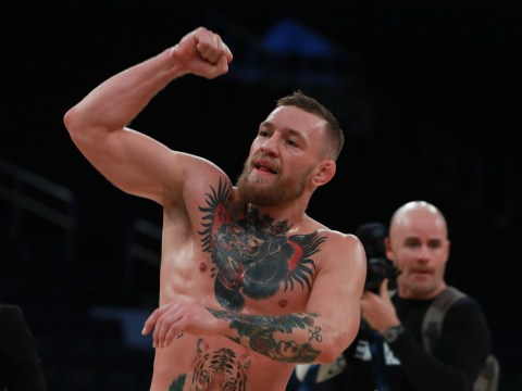 Conor McGregor hopes Eddie Alvarez can last beyond first round so he can toy with him