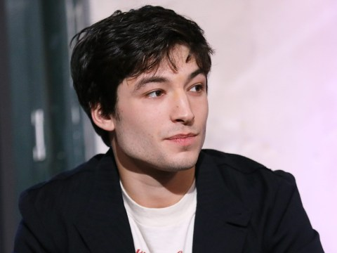 Ezra Miller was told he'd been 'silly' coming out as gay and risking his career