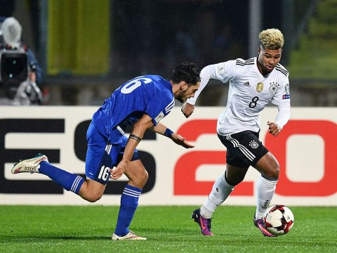 Arsenal trolled by Werder Bremen for selling them Serge Gnabry after Germany hat trick