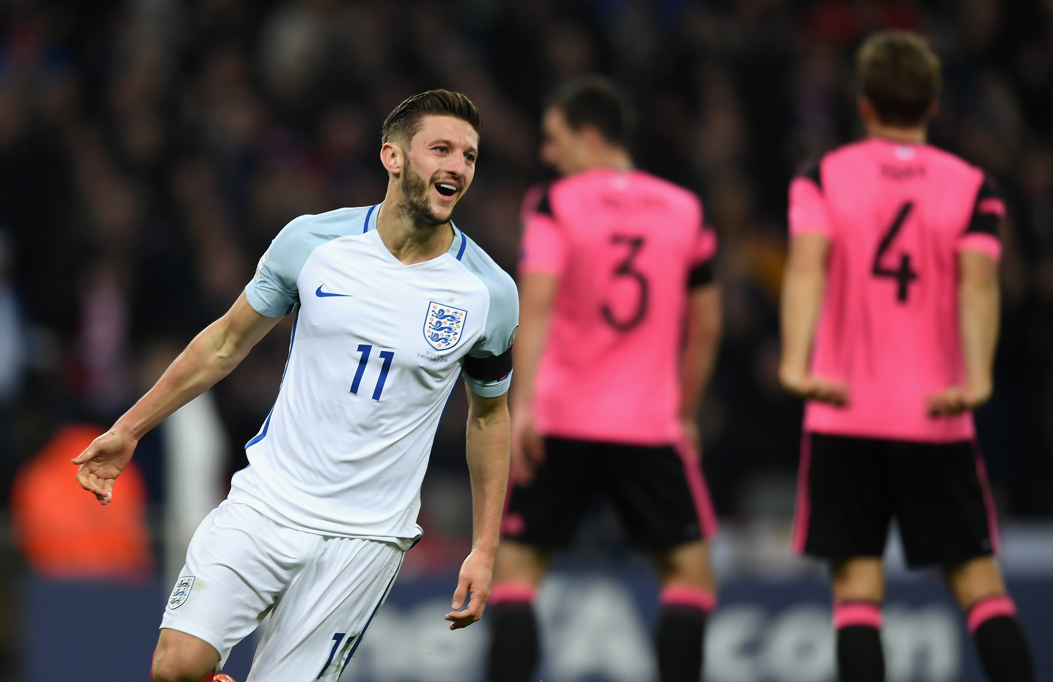 'Liverpool's Adam Lallana is England's best player on current form,' says Matt Le Tissier