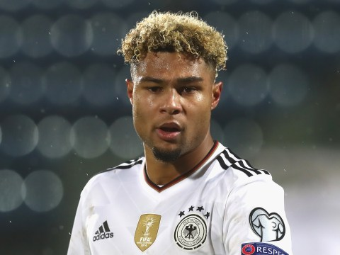 Serge Gnabry's father tells winger to snub potential Arsenal return