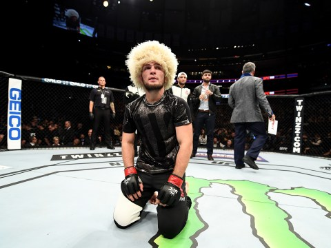 Khabib Nurmagomedov insists the UFC are trying to hide him from public to stop him fighting Conor McGregor
