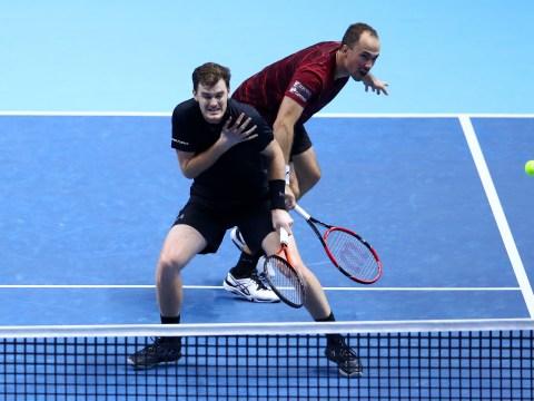 Jamie Murray and Bruno Soares reach ATP World Tour Finals semi-finals