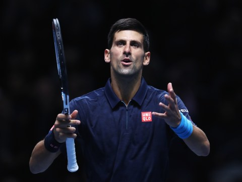 Novak Djokovic knows battle with Andy Murray for world No. 1 is in his hands