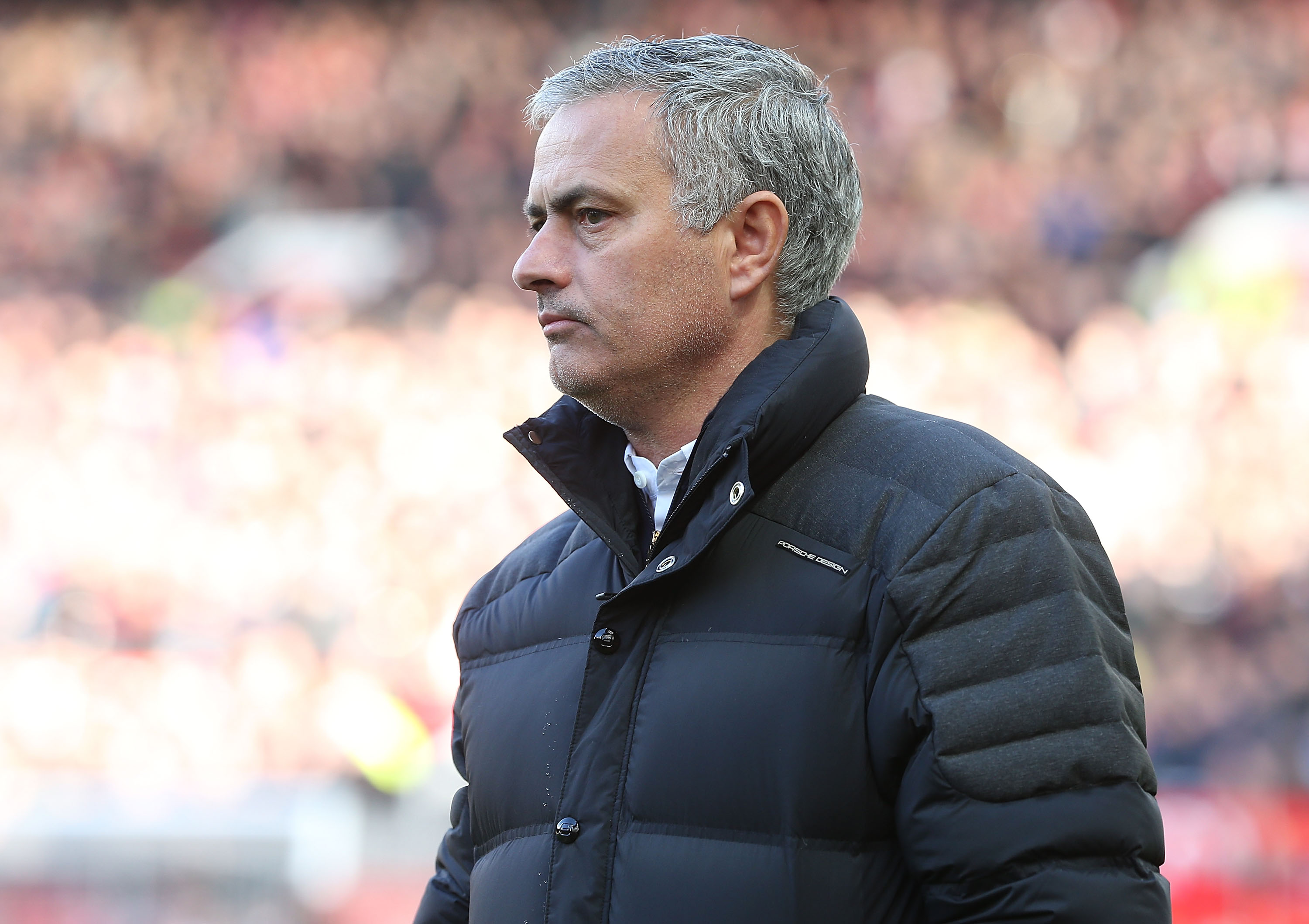 Jose Mourinho angered by Everton's public transfer interest in Manchester United's Memphis Depay