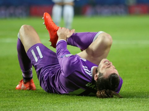 Real Madrid rocked by news that Gareth Bale is out for FOUR months