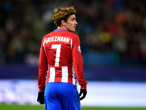 Antoine Griezmann already has his Manchester United squad number agreed