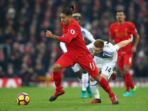 Jurgen Klopp reveals he's worried about possible Roberto Firmino injury as well as Philippe Coutinho