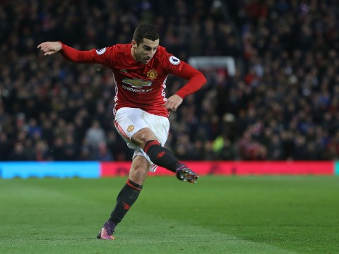 Manchester United fans order Jose Mourinho to never bench Henrikh Mkhitaryan again after insane assist