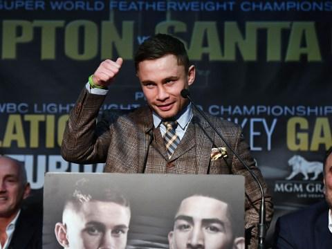 Carl Frampton says Belfast rematch talks have begun with Leo Santa Cruz