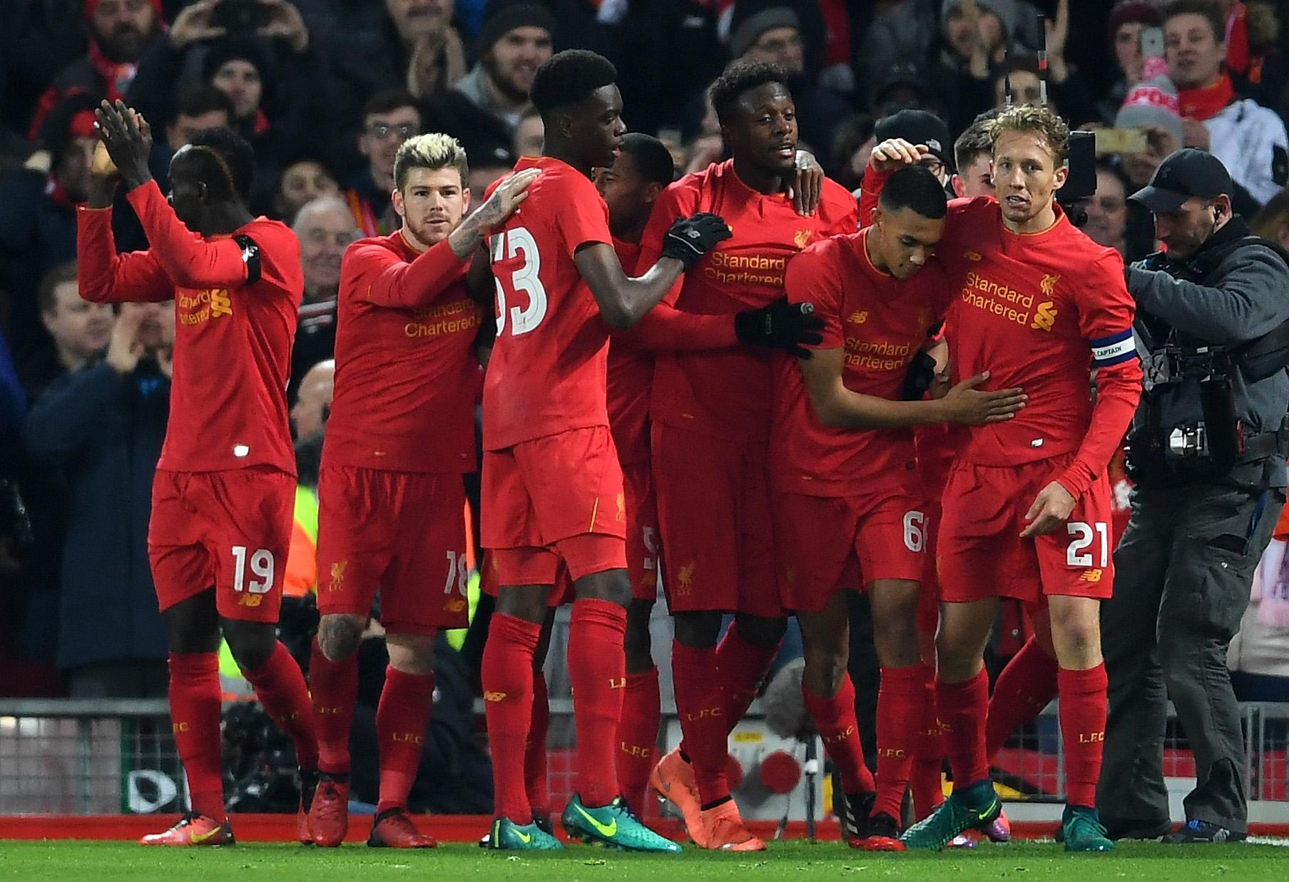 Liverpool 2-0 Leeds hits and misses: Divock Origi fires while Ovie Ejaria and Lucas Leiva stumble