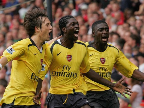 Where are they now? Manchester United and Arsenal line ups from Gunners' last Premier League win at Old Trafford