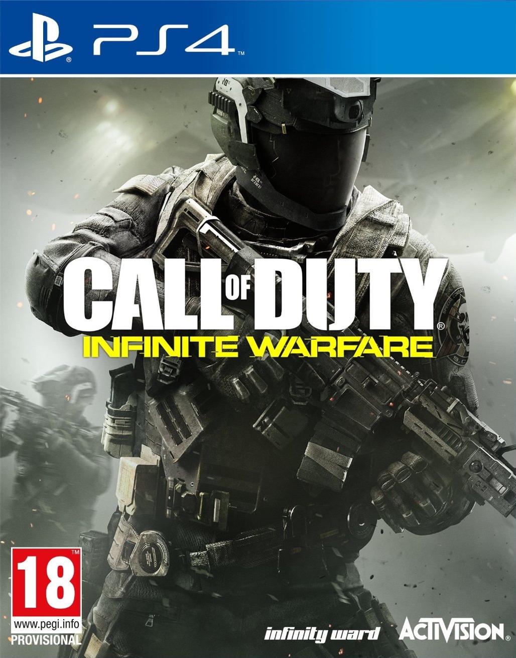 cod infinite warfare tops