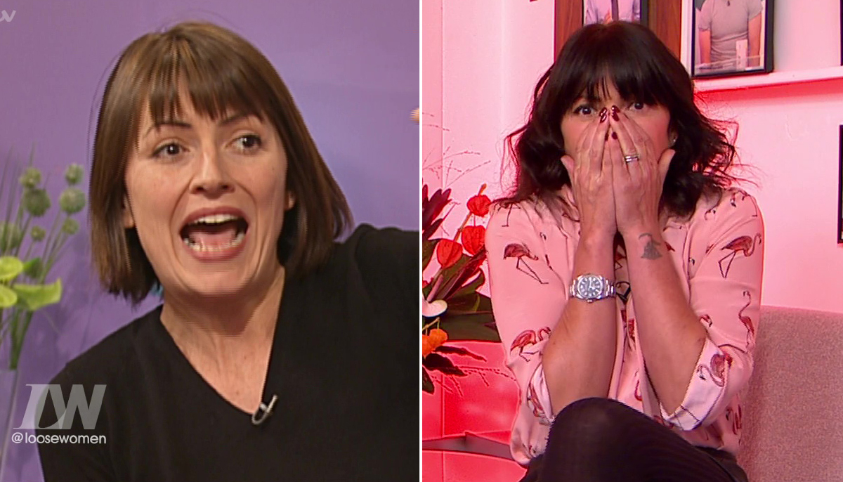 WATCH: Loose Women share hilarious throwback clip with Davina McCall