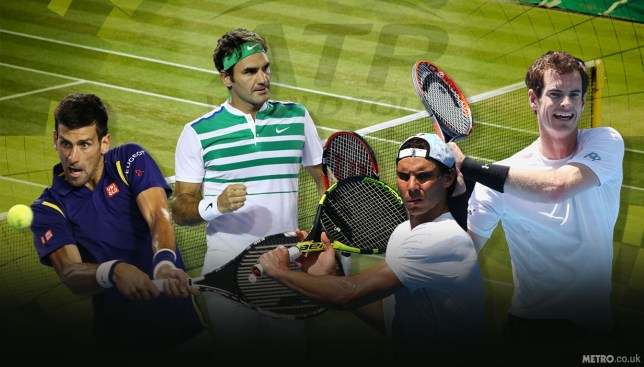 ATP preparing for life without Federer/Nadal/Murray/Djokovic Credit: Getty Images