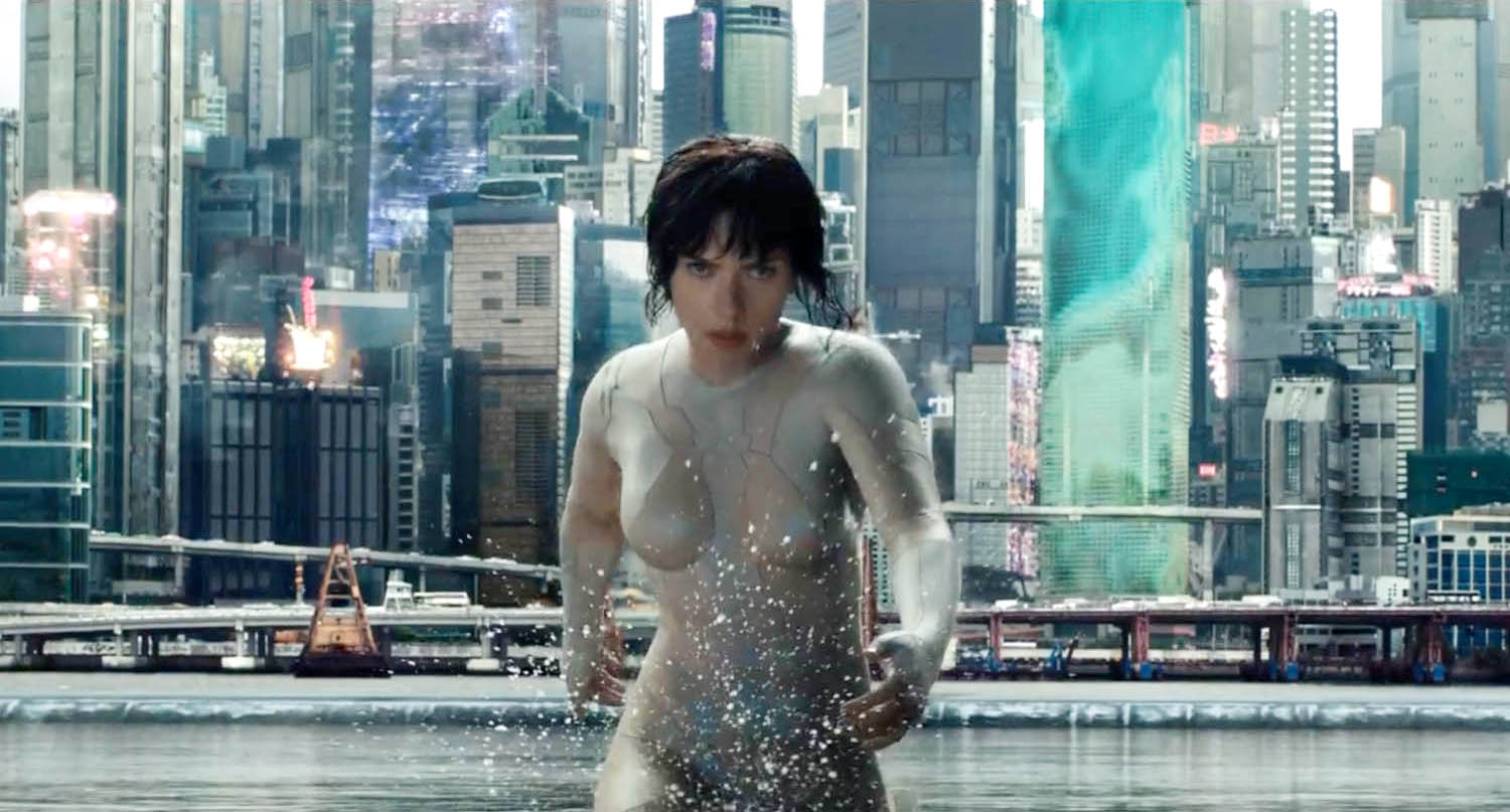 Scarlett Johansson breaks silence over Ghost in the Shell whitewashing accusations