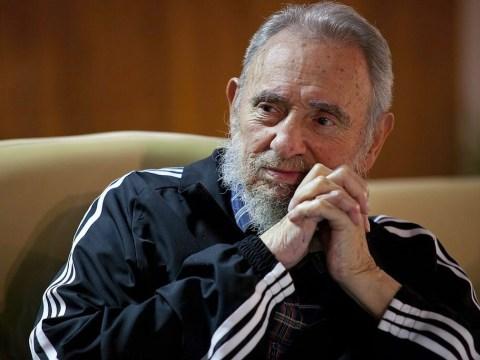 Fidel Castro's long term love affair with Adidas