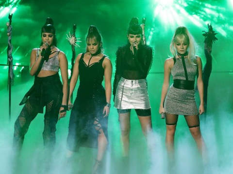 Four Of Diamonds are the hot favourites to leave The X Factor this week