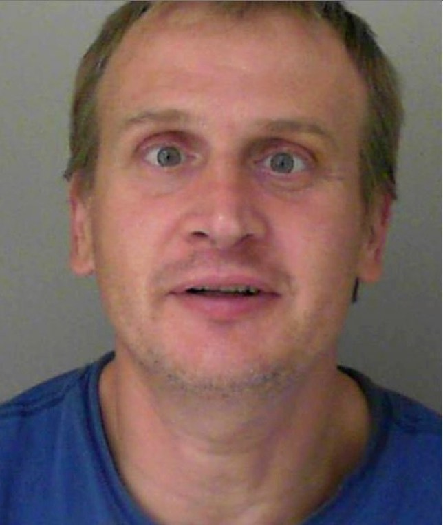 "Colin Danes. A career criminal has been jailed by a judge who told him 'You've actually hit your century' - after he racked up his 100th conviction. See SWNS story SWCENTURY. Prolific burglar Colin Danes, 40, broke into a veterinary hospital, campsite and building site over six months earlier this year. The serial offender stole power tools worth £268.98, two tablet computers and SOFT drinks to fund his long-standing drug habit. Danes, who lives at Shelley Grove, Taunton, racked up his ""century"" when he pleaded guilty to three counts of burglary at Taunton Crown Court. The addict was jailed for 27 months, pushing his conviction record - which dates back to when he was 14-years-old - into triple figures. Danes' latest string of offences began on February 22 when he snook onto a building site and helped himself to power tools, a mirror and tool box."