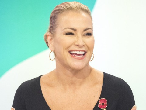 Anastacia dismisses rumours of a 'rift' with Strictly dance partner Brendan Cole