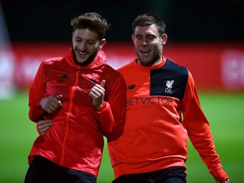 James Milner returns as Liverpool boss Jurgen Klopp holds training in the dark ahead of Watford clash