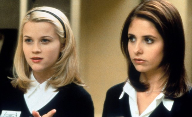 Reese Witherspoon and Sarah Michelle Gellar starred in the original film version of Cruel Intentions (Photo by Columbia Pictures/Getty Images)