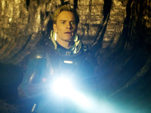 Michael Fassbender confirms he's taking on TWO robot roles in Alien: Covenant