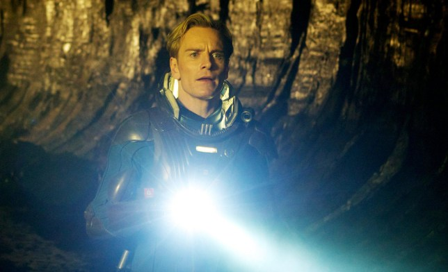 Michael Fassbender will reprise his role of David from Prometheus in Alien: Covenant (Picture: 20thC.Fox/Everett/REX/Shutterstock)