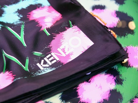How to get your hands on the KENZO x H&M collection if you missed out yesterday