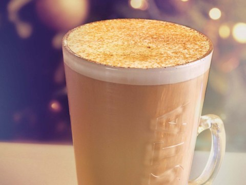 Your definitive guide to 2016's Christmas coffee drinks