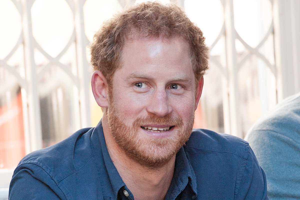 ITV is going all out and giving us a documentary about Prince Harry for Christmas