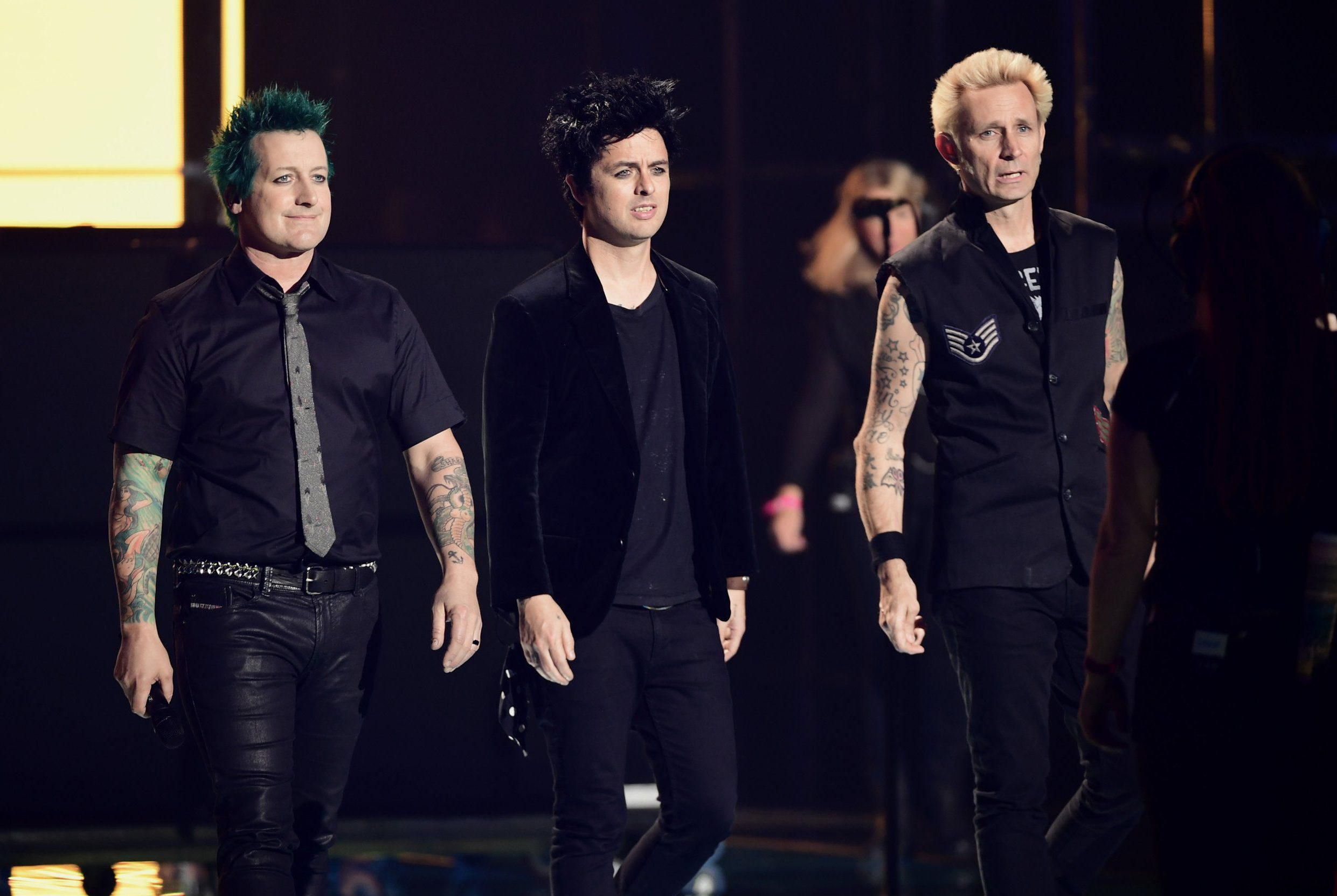 'I f**king hate him': Green Day's Billie Joe Armstrong launches another scathing attack on Donald Trump