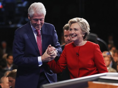 Will Bill Clinton be known as the First Lady if Hillary wins?