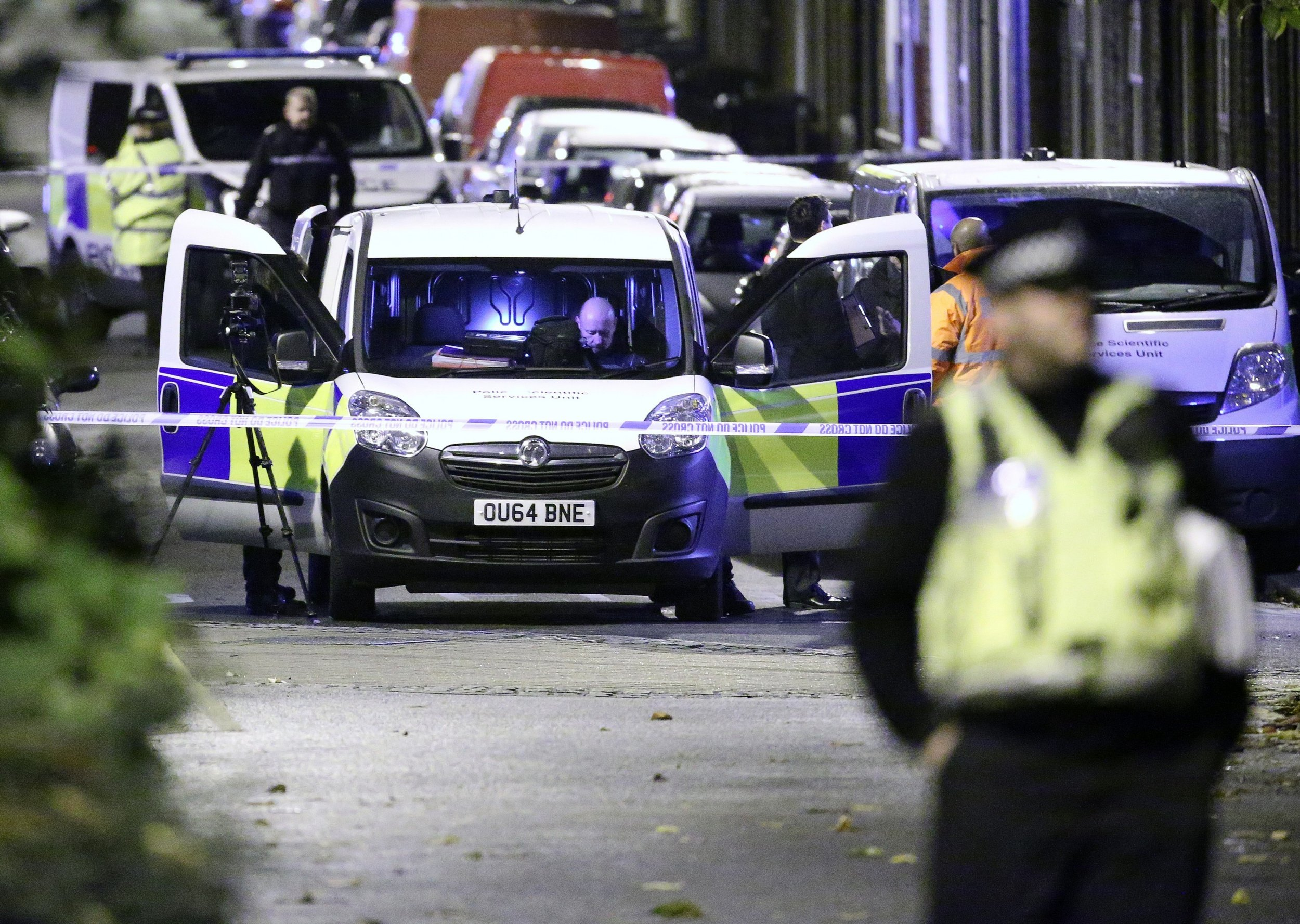 Man shot dead by armed police officer in Luton 'stand-off'