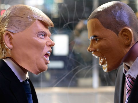 Donald Trump and Barack Obama set for awkward White House meeting