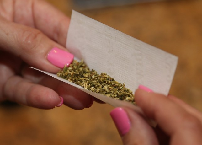 Good things that have happened in 2016 BETHPAGE, NY - AUGUST 30: A woman rolls a marijuana cigarette as photographed on August 30, 2014 in Bethpage, New York. (Photo by Bruce Bennett/Getty Images)
