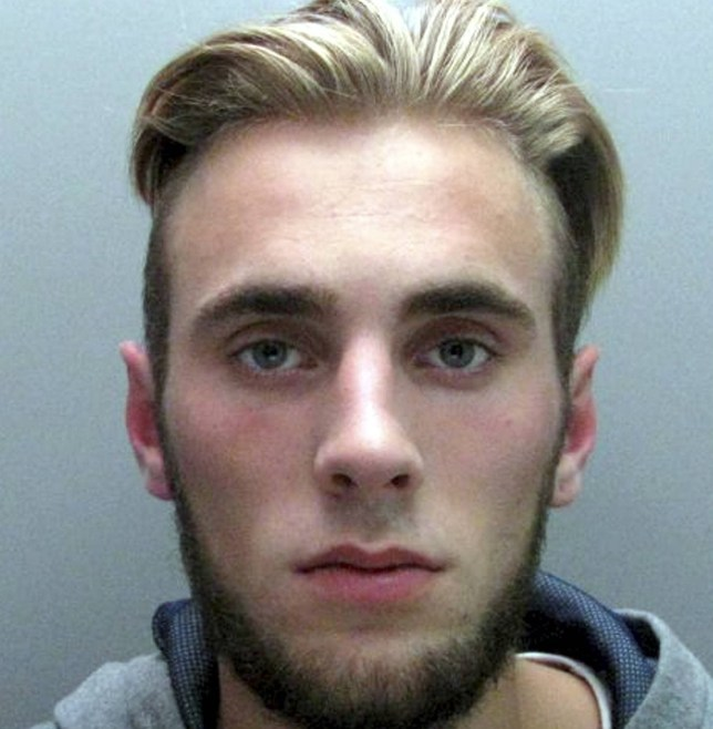 Dated: 11/11/2016 MAN JAILED FOR POSING TOPLESS IMAGE OF WOMAN ON FACEBOOK .. Stephen Landers, 20, from Peterlee, County Durham, who was jailed for 14 months at Durham Crown Court for posting a topless picture of a woman on Facebook as part of a campaign of harassment against her. SEE COPY FROM NORTH NEWS