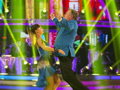 Strictly bosses 'absolutely' deny leaving high rating acts to end of programme