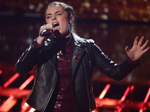X Factor's Sam Lavery defends Simon Cowell's controversial 'make-up' comments