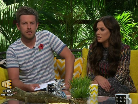 Vicky Pattison has some news for anyone questioning her presenting skills on I'm A Celebrity