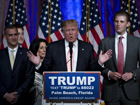 Trump adviser reckons he didn't say Muslims would be banned from US