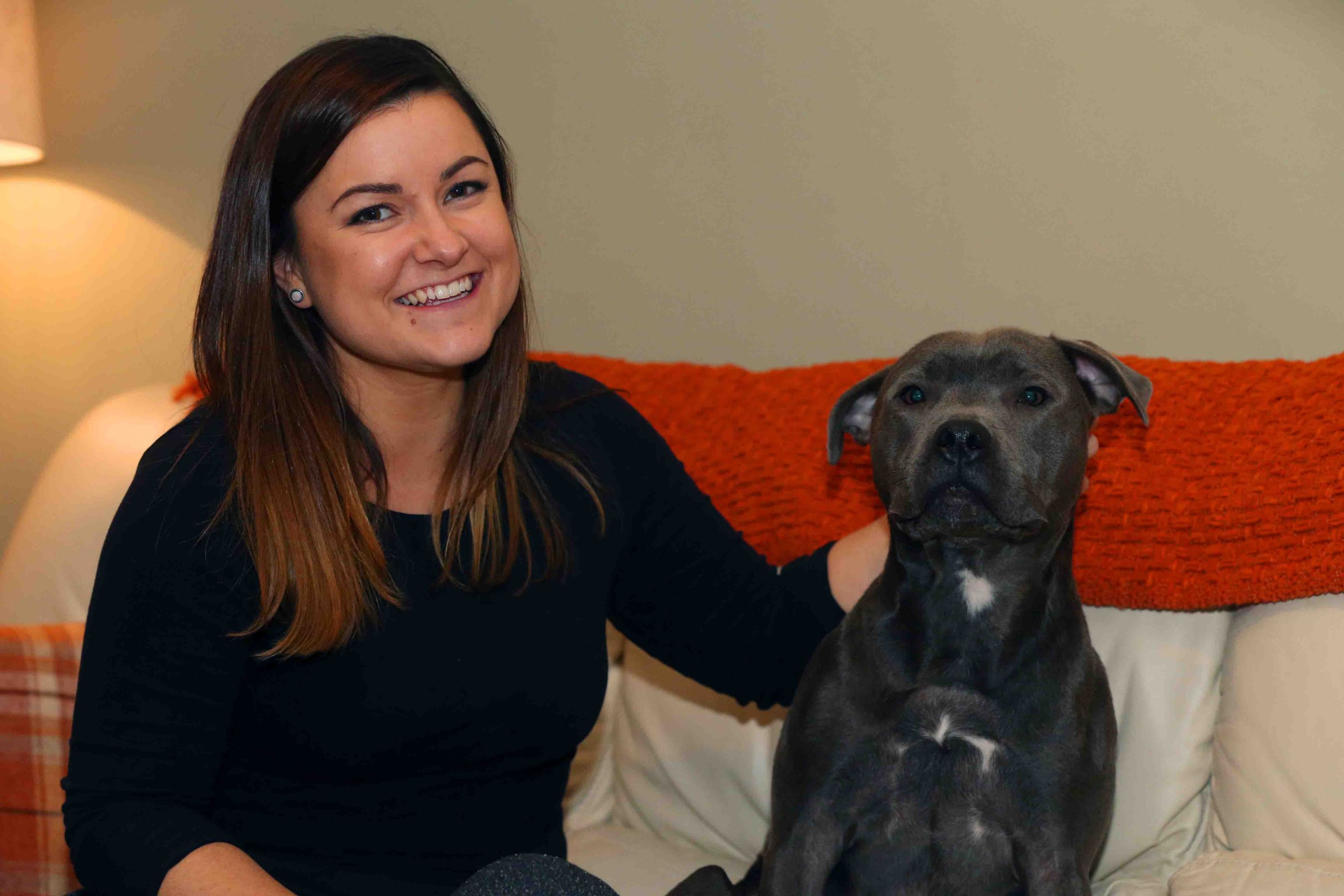 Police seize woman's harmless dog for looking like a banned breed