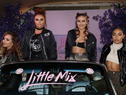 Little Mix back Five After Midnight to win The X Factor