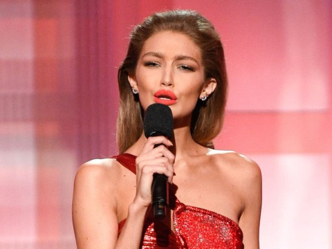 Gigi Hadid slammed for 'offensive' Melania Trump impression at AMAs