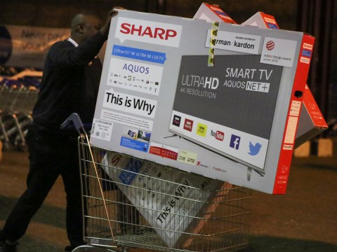 Black Friday 2016 UK: Best Smart TV, HD and 4K deals from Currys, Tesco, Amazon, Argos and more