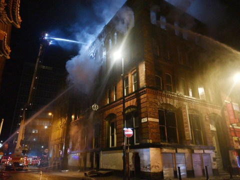 Two bodies found in building after fire hits Manchester's Chinatown
