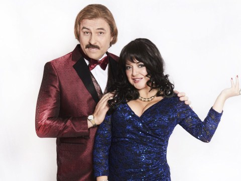 David Walliams reckons Sheridan Smith is 'magic' in his new BBC One sitcom