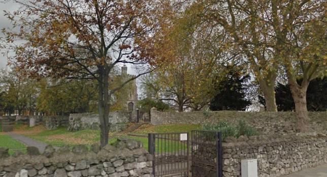 pic- google maps St Margaret's Church. stmarys church.JPG