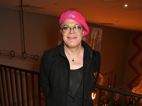 Man who called Eddie Izzard a 'f***ing poofter' is facing jail