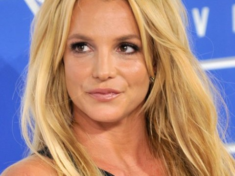Oops… 'Britney' gets married again! First pictures for Lifetime television biopic released